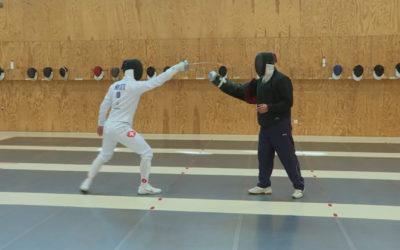 Première participation olympique
